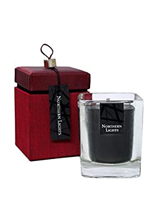 Northern Lights 8-Oz. Black Tie Candle, Legendary
