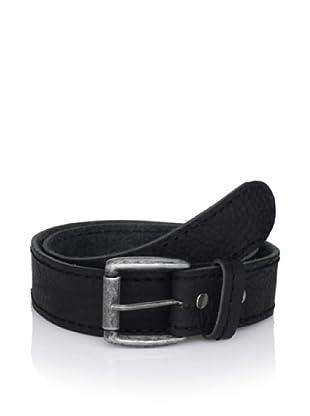 Bill Adler Design Men's Petaluma Belt (Black)