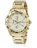 Citizen Analog Champagne Dial Men's Watch - AN3502-58P