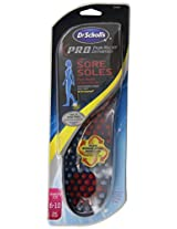 Dr. Scholl's Pain Relief Orthotics Sore Soles for Women