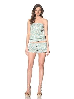 Undrest Women's Bloomer Short (Palm Beach)