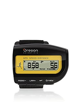 Oregon Scientific GPS con Monitor de velocidad y distancia GP108