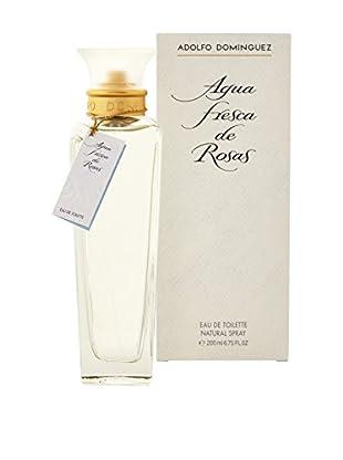 Adolfo Dominguez Eau de Toilette Damen Agua Fresca De Rosas 200 ml, Preis/100 gr: 28.97 EUR