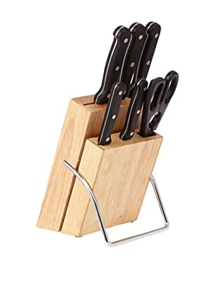 BergHOFF Lagos 7-Piece Knife Block