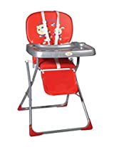 Mee Mee High Chair (Red)