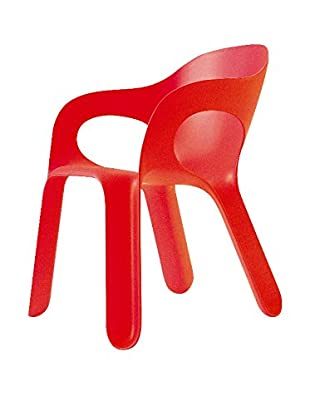 MAGIS Set Silla 4 Uds. Easy Chair Rojo