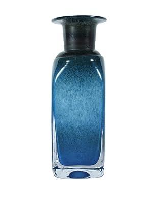 Kosta Boda Mid-Century Vase, Blue