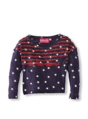 Little Marcel Camiseta Sequoiadendron (Marino)