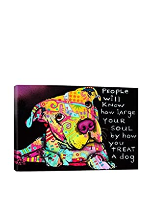 Dean Russo Firu Gallery Wrapped Canvas Print