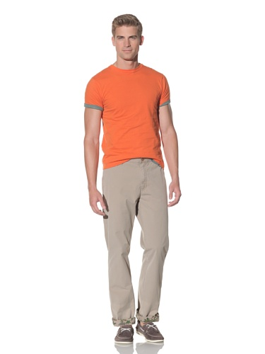 Tailor Vintage Men's Chino Pant (Khaki)