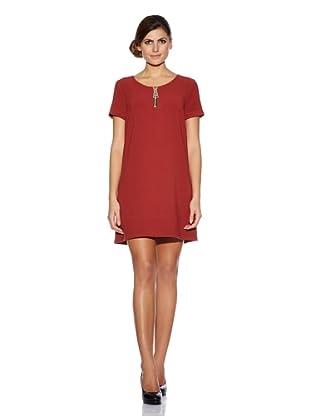 Queenie Vestido Hermíone (Rojo)