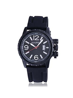 Haurex Men's 3N502UNN Aeron Black Rubber Watch
