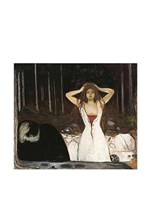 LegendArte  Wandbild Asche von Edvard Munch