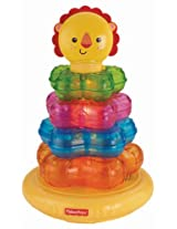 Fisher Price Light-Up Lion Stacker