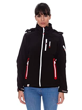Geographical Norway Chaqueta Tamara (Negro)