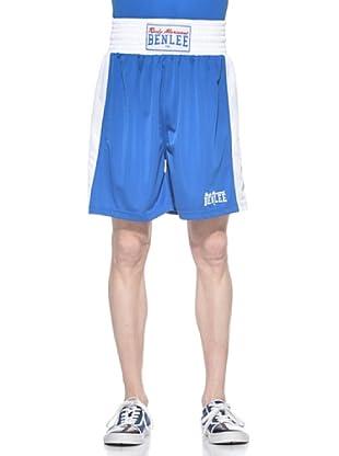 Benlee Shorts Amateur Fight Trunks (Azul)