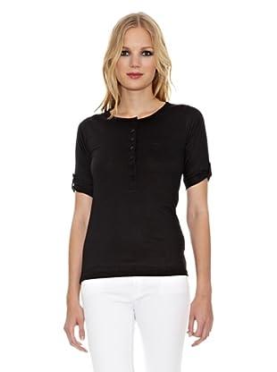 Lois Camiseta Vay (Negro)