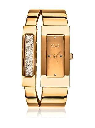 SO & CO New York Uhr mit japanischem Quarzuhrwerk Woman GP16074 34 x 45 cm