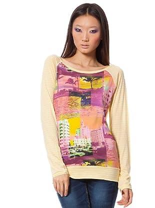 Custo T-Shirt Ferch (Mehrfarbig)