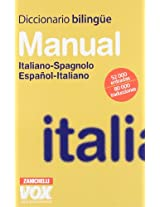 Manual Italiano-Spagnolo Espanol-Italiano/ Spanish-Italian Italian-Spanish Manual