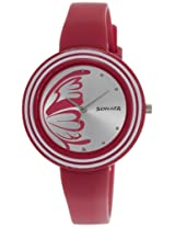 Sonata Analog Multi-Color Dial Women's Watch - 8995PP01