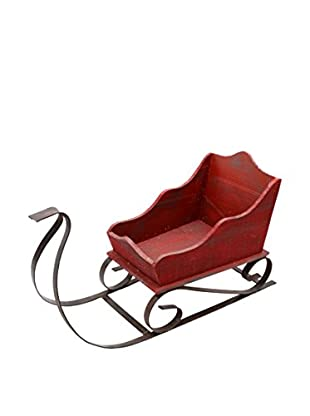 Colonial Sleigh, Red