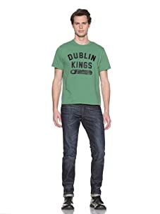Blue Marlin Men's Dublin Kings Tee (Green)
