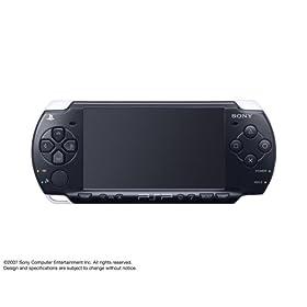 PPSP「プレイステーション・ポータブル」(PSP-2000)