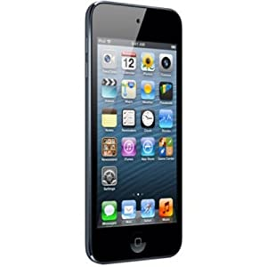 iPod Touch 16GB (Black/Silver)