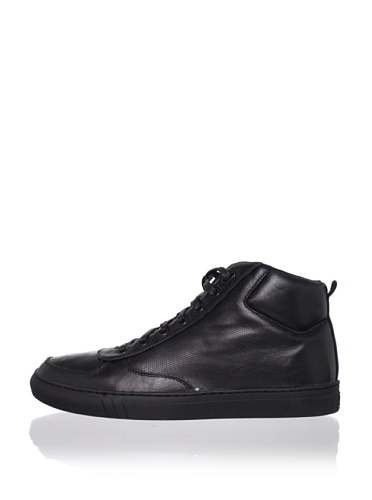 PRO-Keds Men's Phantom Mid Sneaker (Black)