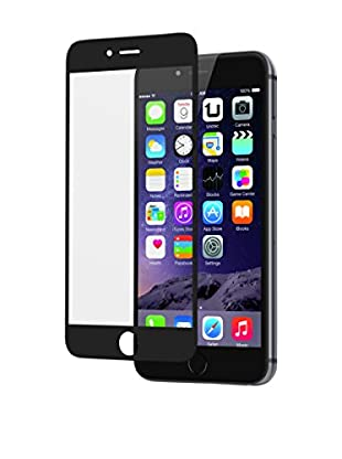 UNOTEC Schutzfolie Full Cover Lite iPhone 6/6S Plus schwarz