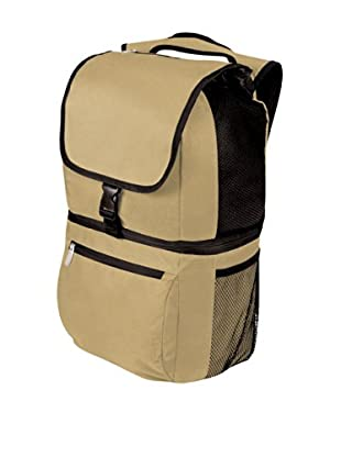 Picnic Time Zuma Insulated Cooler Backpack (Tan)