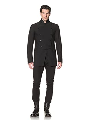 Ann Demeulemeester Men's Panel Front Jacket