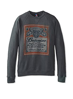 Junk Food Men's Budweiser Sweatshirt
