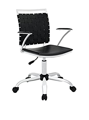 Modway Fuse Office Chair, Black