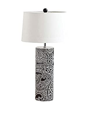 Mercana Mucura I 1-Light Table Lamp, Black