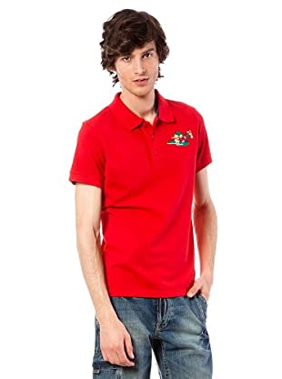 Custo Polo Gals (Rojo)