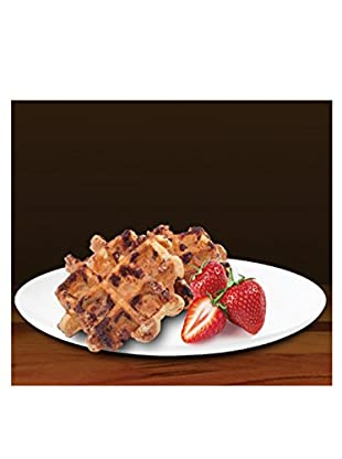 Prince Waffles 24-Pack Authentic Chocolate Chip Belgian Waffles