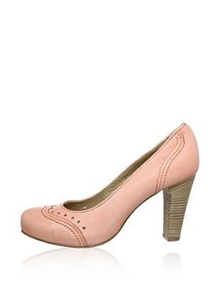 Manas Zapatos Perforaciones (Rosa)