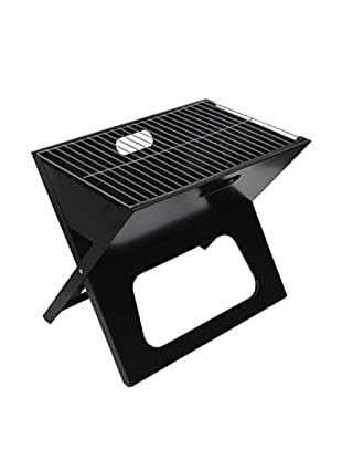 Picnic at Ascot Stealth Portable Grill, Black