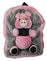 Tickles Cute Piglet Shoulder Bag Stuffed Soft Plush Toy Kids Birthday 35 cm