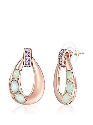 Saint Francis Crystals Ohrhänger Made with Swarovski® Elements rosévergoldet