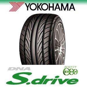 【クリックで詳細表示】YOKOHAMA(ヨコハマ) DNA Sドライブ 215/45R16 86W: 車&バイク