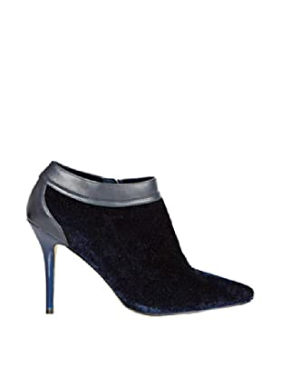 Cortefiel Botín Velvet (Azul Marino)