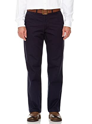 Dockers Pantalón Comfort Básico (azul marino)