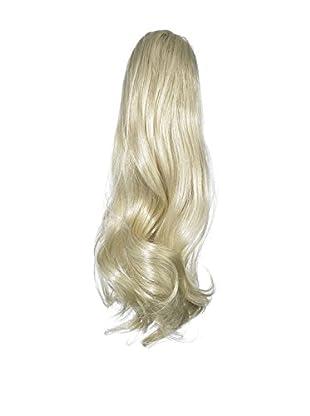 Love Hair Extensions Kunsthaar-Pferdeschwanz Victorian mit Krokodilklemme 40,6cm 16 Sahara Blonde