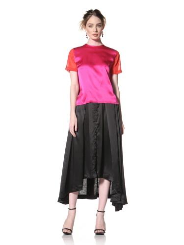 Preen LINE Women's Sonja Tee (Red/Pink/Navy)