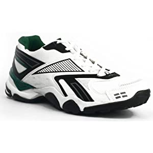 Nicholas White And Green Men Sports Shoes 818