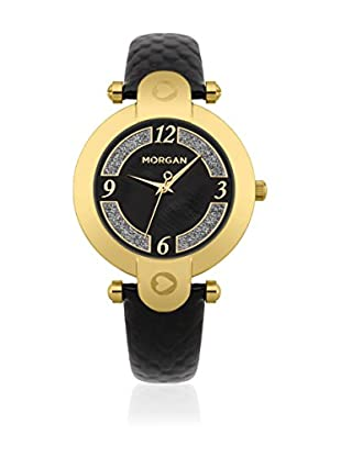 Morgan de Toi Orologio al Quarzo Woman Nero 38 mm