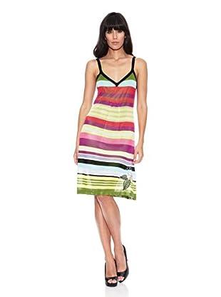 Desigual Vestido Irrepetible (Multicolor)
